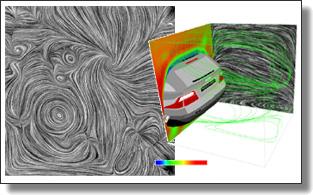 Help modeling 3d vector field?